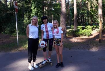 Latvija tiks pārstāvēta arī skrituļdaiļslidošanā
